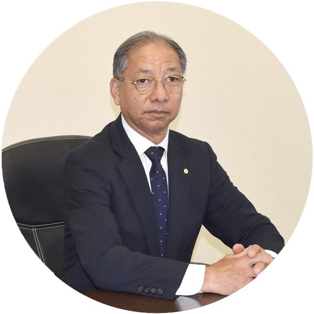 代表取締役社長 加藤 達司郎