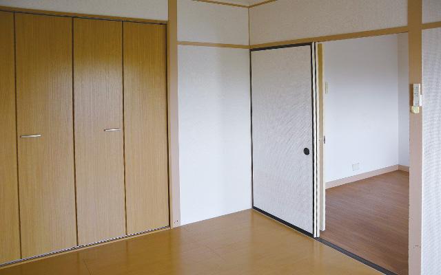 グリーンハイツ:洋室